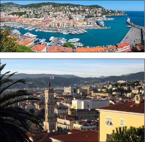 Localisation du programme en déficit foncier : la ville de Nice