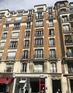 Paris Vaugirard déficit foncier 2018